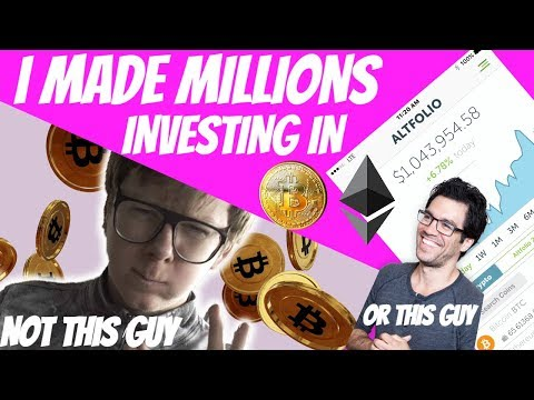 I MADE MILLIONS INVESTING IN BITCOIN & ETHEREUM Mp3