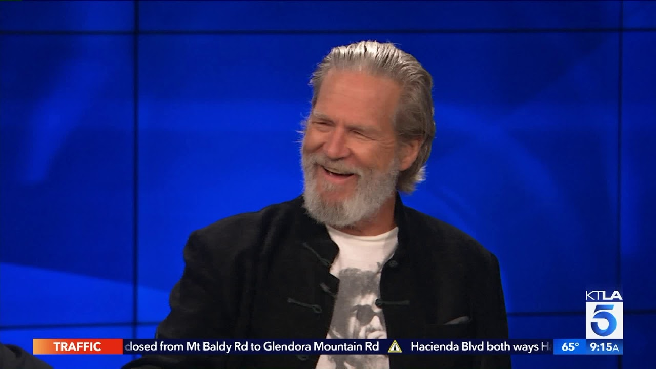 Oscar Winning Actor Jeff Bridges Reveals Behind The Scenes Photos From His New Book