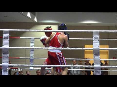 Juan Benavides vs. Daniel Campos