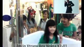 """FUN TO THE MAX"" Nokia X2-01 Jakarta - Maulina"
