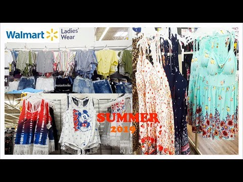 #walmart-women's-wear-summer-2019-i-shop-with-me