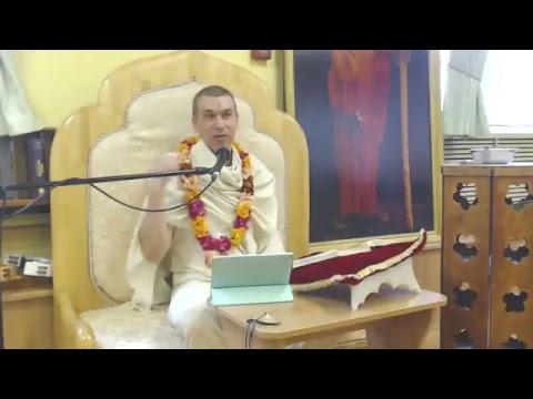 Шримад Бхагаватам 4.18.12-13 - Ашрая Кришна прабху