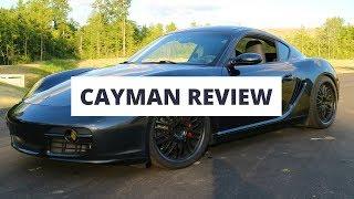 987 Porsche Cayman S Review & Mod Updates!
