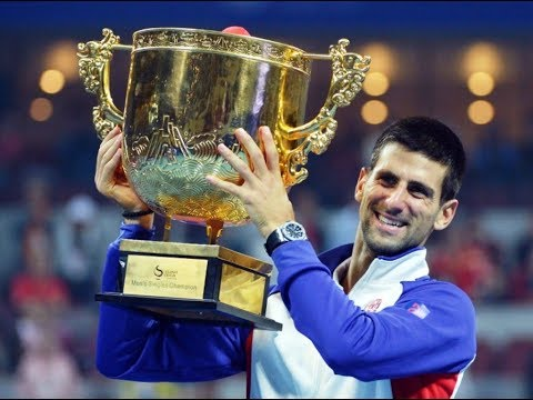 Novak Djokovic' 12 Grand Slam Championship Points