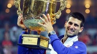 Novak Djokovic' 12 Grand Slam Championship Points