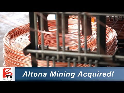 Small Cap Opportunity: Copper Mountain Has Completed The Acquisition Of Australia's Altona Mining