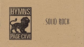 Solid Rock - Page CXVI