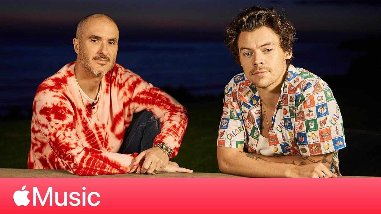 Harry Styles: 'Fine Line' Interview Highlight | Apple Music