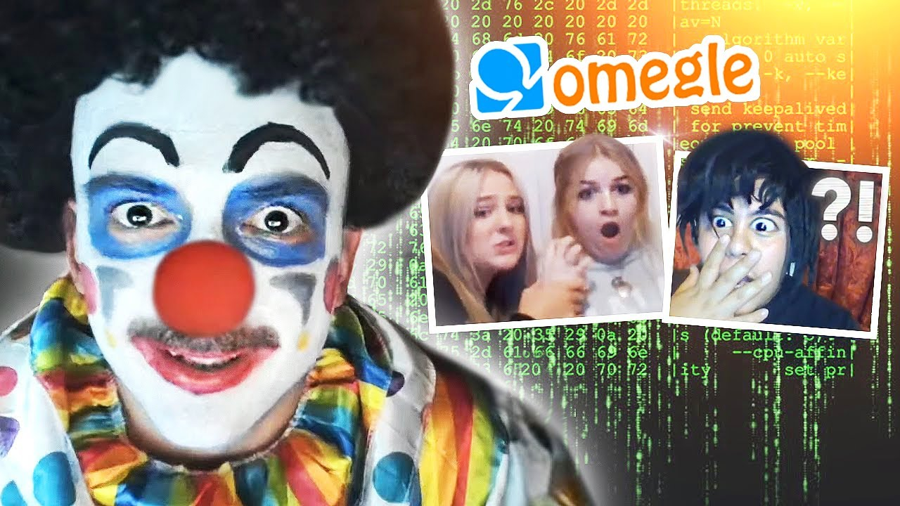 Download Hacking Into OMEGLE Calls Prank (Hilarious Reactions) Part#16