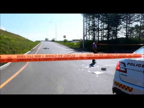 accident de velo mortel bethier 1 femme berthierville quebec youtube. Black Bedroom Furniture Sets. Home Design Ideas