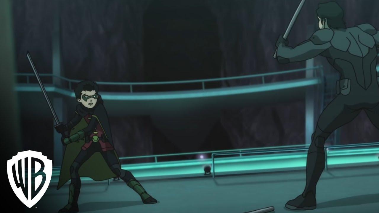 Download Batman vs Robin | Nightwing Fight | Warner Bros. Entertainment