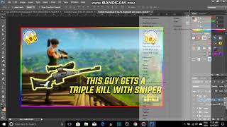 Fortnite - Télécharger gratuitement Thumbnail Plus Speed Art dans la description Envoyer des clips à mon Twitter