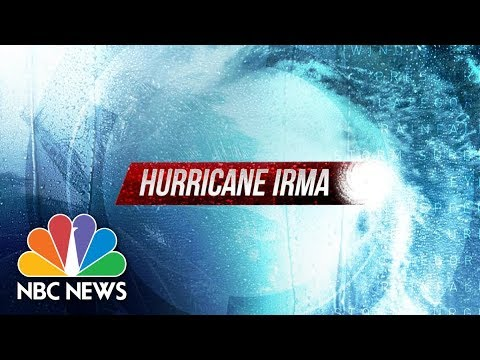 Coverage of Hurricane Irma (Full) | NBC News