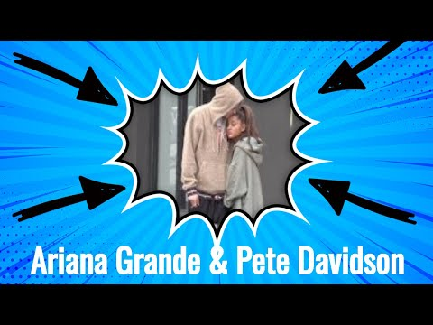 (Exclusive) Ariana Grande Take a Long Walk with Pete Davidson in NYC 091718