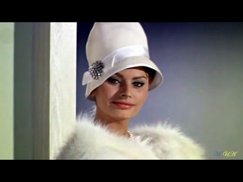 Sophia Loren - Mambo Italiano Lyrics(English/Ukrainian)