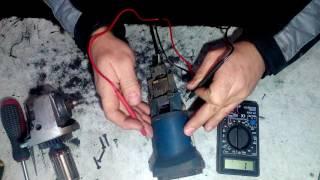 Как проверить статор любого инструмента?