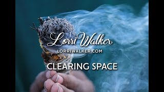 How To Clear Space Of Negative Energy & Spirits With Smudging, Scent, and Sound