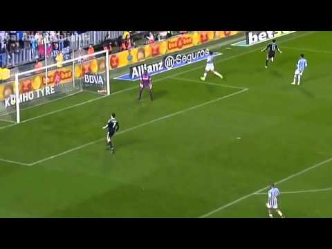 Malaga 1-2 Real Madrid All Goal And Highlights ~ 30 11 2014 ~ La Liga HD x264