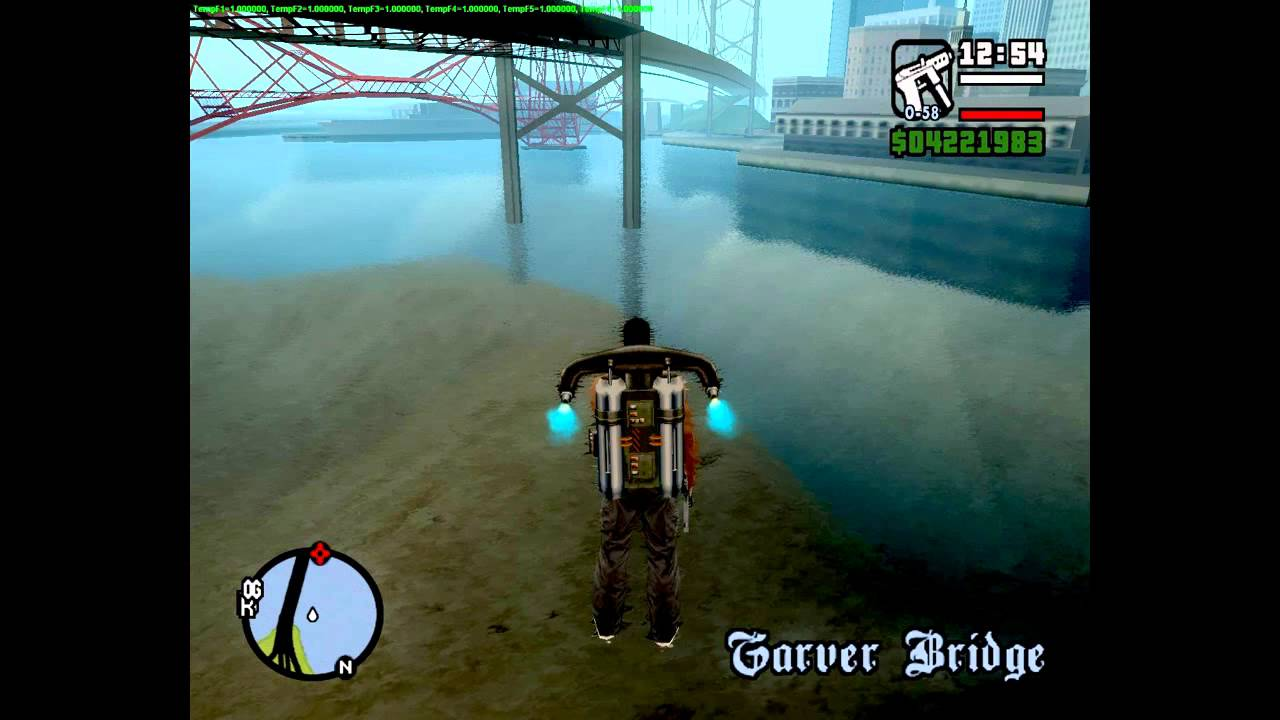 GTA San Andreas HD Water mod by Frajer + download link