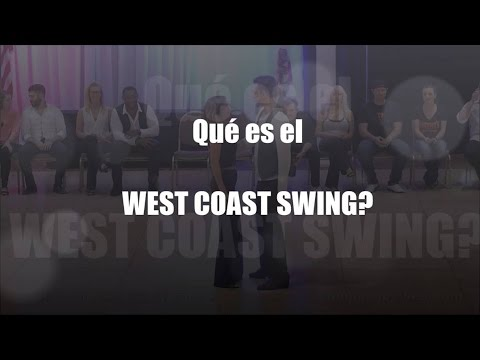 West Coast Swing - El baile de tu vida