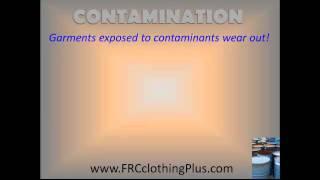 Caring for FRC Clothing, FR Clothing, & Arc Flash Clothing