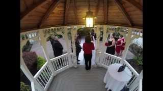 Churchill Wedding Ceremony