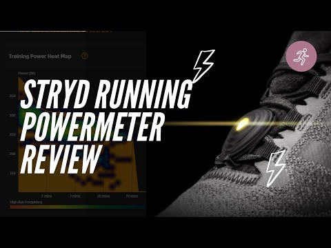 Stryd Running Power Meter Review