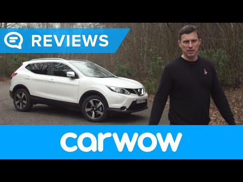 Nissan Qashqai SUV 2017 review | Mat Watson Reviews