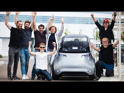 Equity Crowdfunding 2018 | Uniti - Electric Car