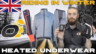 Winter Riding: Heated underwear