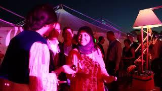 the biggest gala dinner on the beach of Hammamet  by le Royal Hammamet