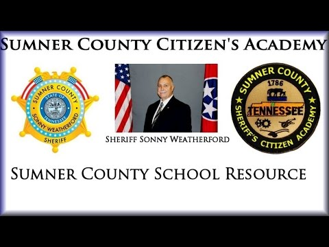 Sumner County Sheriff - School Resource