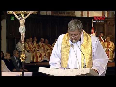 Homilia Ks. Dr Piotra Pawlukiewicza Wygłoszona Podczas Mszy św. W Warszawie