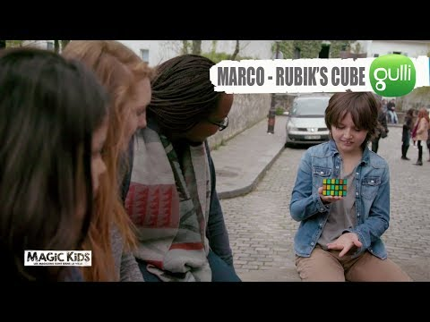 MAGIC KIDS saison 2 sur Gulli #1 : Le tour de Marco - Rubik's Cube ! Bonus #5