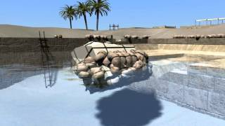 How the Pyramids of Egypt were really built Addendum - Shaping the blocks