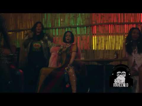 Rihanna - work beenie man remix