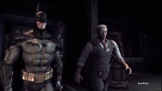 Batman Arkham Asylum - Hard Mode ・ No Damage ・TGD Walkthrough Part 1