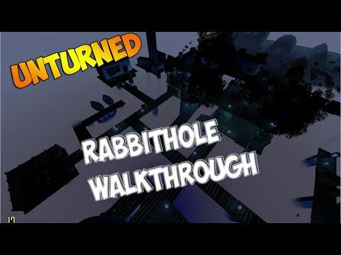 Rabbithole server walk through/server info part 1 of 2