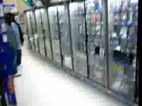 Pre Wii Night At Wal-mart Part 1