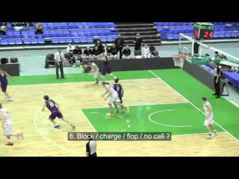 Basketball Rules Test / Referee Education
