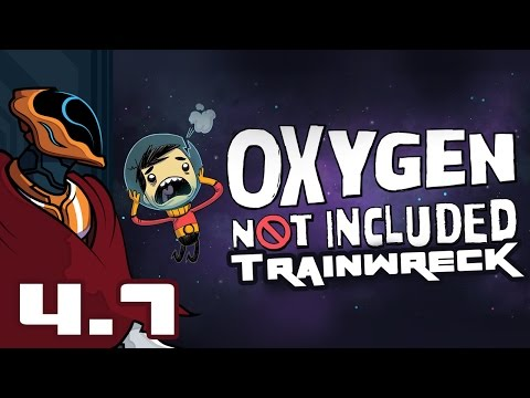 Let's Play Oxygen Not Included [Alpha] - PC Gameplay Part 4-7 - The Puke Pit