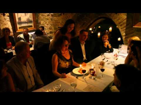 Gala Dinner at Maiden Tower
