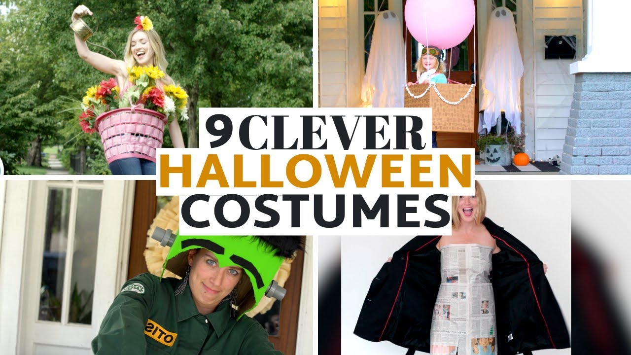 These Are the Most Clever Halloween Costumes