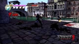 Ninja Gaiden 2 - gameplay (part1)