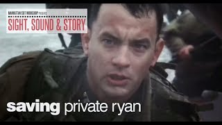 "Editor Michael Kahn, ACE Discusses the Techniques Used in the Opening Scene of ""Saving Private Ryan"""