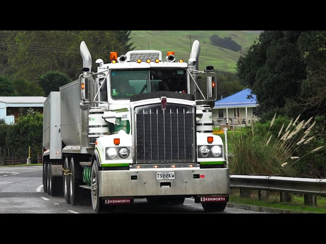 New Zealand Trucks Out and About | Ep. 9