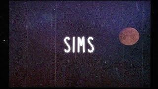 Gambar cover Lauv - Sims (Lyrics)
