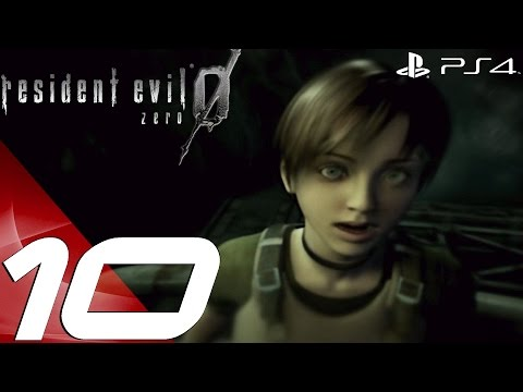 Resident Evil Zero HD Remaster (PS4) - Walkthrough Part 10 - Laboratory & Dial Code