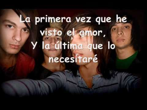 Kissing in Cars- Pierce The Veil Subtitulada