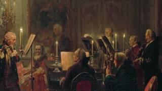 C. P. E. Bach Flute Concerto A major Aurele Nicolet